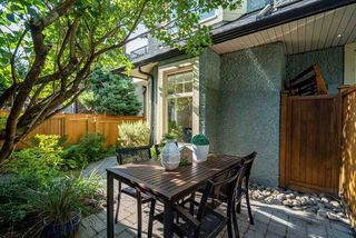 Photo 25: 2160 FRANKLIN STREET in Vancouver: Hastings Townhouse for sale (Vancouver East)  : MLS®# R2485514