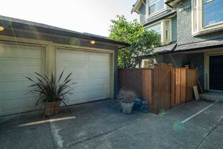 Photo 31: 2160 FRANKLIN STREET in Vancouver: Hastings Townhouse for sale (Vancouver East)  : MLS®# R2485514