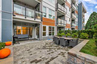 """Photo 23: 109 10177 RIVER Drive in Vancouver: Bridgeport RI Condo for sale in """"PARC RIVIERA"""" (Richmond)  : MLS®# R2514094"""