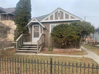 Photo 1: 395 Inkster Boulevard in Winnipeg: West Kildonan Residential for sale (4D)  : MLS®# 202027526