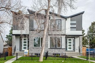 Main Photo: 1106 Russet Road NE in Calgary: Renfrew Semi Detached for sale : MLS®# A1060945