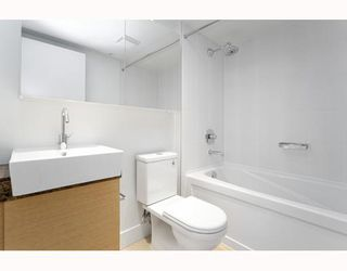 "Photo 5: 1705 565 SMITHE Street in Vancouver: Downtown VW Condo for sale in ""VITA"" (Vancouver West)  : MLS®# V794990"