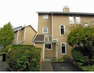 "Photo 1: # 11 7400 MINORU BV in Richmond: Brighouse South Townhouse  in ""MINORU ESTATES"""