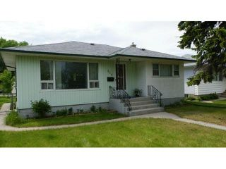 Photo 1: 514 Roseberry Street in Winnipeg: Residential for sale : MLS®# 1111336
