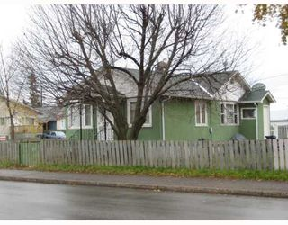 """Photo 1: 1717 17TH Avenue in Prince_George: Van Bow House for sale in """"VAN BOW"""" (PG City Central (Zone 72))  : MLS®# N176963"""
