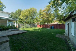 Photo 19: 165 MCADAM Avenue in Winnipeg: Scotia Heights Residential for sale (4D)  : MLS®# 1924692