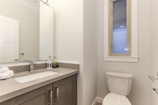 """Photo 8: 11 16127 87 Avenue in Surrey: Fleetwood Tynehead Townhouse for sale in """"ACADEMY"""" : MLS®# R2425699"""