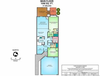 Photo 13: 13 631 BLENKIN Avenue in PARKSVILLE: PQ Parksville Row/Townhouse for sale (Parksville/Qualicum)  : MLS®# 831254