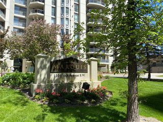 Main Photo: 103 1108 6 Avenue SW in Calgary: Downtown West End Apartment for sale : MLS®# C4301490