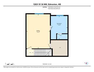 Photo 43: 12031 91 Street in Edmonton: Zone 05 House for sale : MLS®# E4218537