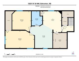 Photo 44: 12031 91 Street in Edmonton: Zone 05 House for sale : MLS®# E4218537