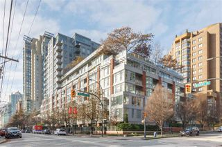Main Photo: 609 1133 HOMER STREET in Vancouver: Downtown VW Condo for sale (Vancouver West)  : MLS®# R2477641