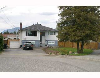 """Photo 1: 649 SARGENT Court in Coquitlam: Central Coquitlam House for sale in """"CENTRAL COQUITLAM"""" : MLS®# V641409"""