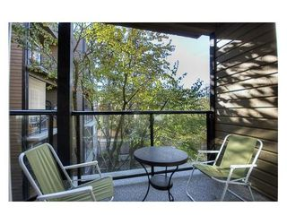 Photo 10: # 301 1550 BARCLAY ST in Vancouver: Condo for sale : MLS®# V855419