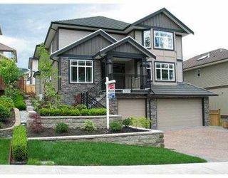 Main Photo: 2885 MCLAREN Court in Coquitlam: Scott Creek House for sale : MLS®# V657690