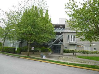 "Photo 1: # 110 2080 E KENT AV in Vancouver: Fraserview VE Condo for sale in ""TUGBOAT LANDING"" (Vancouver East)  : MLS®# V873646"