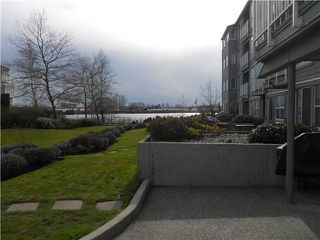 "Photo 4: # 110 2080 E KENT AV in Vancouver: Fraserview VE Condo for sale in ""TUGBOAT LANDING"" (Vancouver East)  : MLS®# V873646"