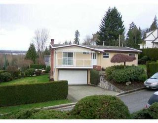 Photo 1: 4880 PATRICK PL in Burnaby: South Slope House for sale (Burnaby South)  : MLS®# V524776