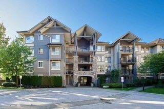 Main Photo: 303 2958 WHISPER Way in Coquitlam: Westwood Plateau Condo for sale : MLS®# R2411331