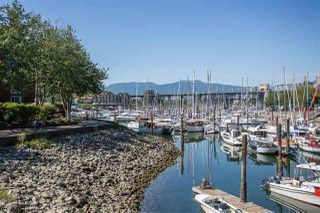 "Photo 29: 1557 MARINER Walk in Vancouver: False Creek Townhouse for sale in ""The Lagoons"" (Vancouver West)  : MLS®# R2465429"
