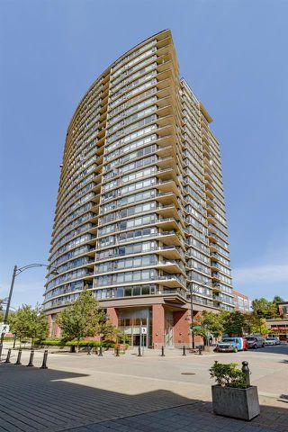 "Photo 1: 1803 110 BREW Street in Port Moody: Port Moody Centre Condo for sale in ""ARIA 1"" : MLS®# R2492572"