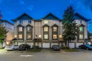 "Photo 1: 39 14855 100 Avenue in Surrey: Guildford Townhouse for sale in ""Guildford Park Place"" (North Surrey)  : MLS®# R2528509"