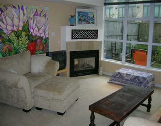 "Photo 2: 222 638 W 7TH AV in Vancouver: Fairview VW Condo for sale in ""OMEGA"" (Vancouver West)  : MLS®# V570515"