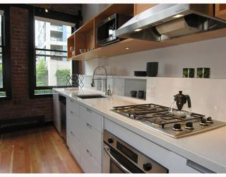 "Photo 3: 305 528 BEATTY Street in Vancouver: Downtown VW Condo for sale in ""BOWMAN BLOCK"" (Vancouver West)  : MLS®# V659132"