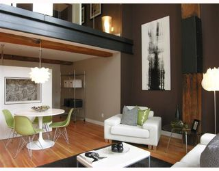 "Photo 1: 305 528 BEATTY Street in Vancouver: Downtown VW Condo for sale in ""BOWMAN BLOCK"" (Vancouver West)  : MLS®# V659132"