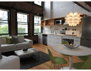 "Photo 2: 305 528 BEATTY Street in Vancouver: Downtown VW Condo for sale in ""BOWMAN BLOCK"" (Vancouver West)  : MLS®# V659132"