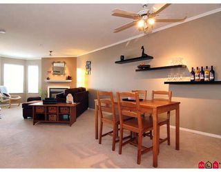 "Photo 6: 412 5765 GLOVER Road in Langley: Langley City Condo for sale in ""COLLEGE COURT"" : MLS®# F2806849"