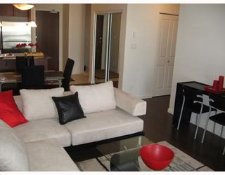 """Photo 4: 808 610 VICTORIA Street in New_Westminster: Downtown NW Condo for sale in """"The Point"""" (New Westminster)  : MLS®# V698116"""