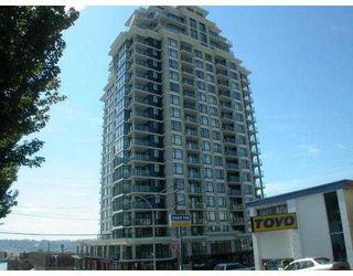 "Photo 1: 808 610 VICTORIA Street in New_Westminster: Downtown NW Condo for sale in ""The Point"" (New Westminster)  : MLS®# V698116"