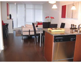 """Photo 6: 808 610 VICTORIA Street in New_Westminster: Downtown NW Condo for sale in """"The Point"""" (New Westminster)  : MLS®# V698116"""
