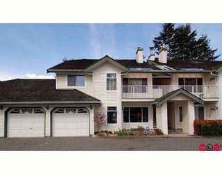 """Photo 1: 104 10308 155A Street in Surrey: Guildford Townhouse for sale in """"PADDINGTON PLACE"""" (North Surrey)  : MLS®# F2811368"""