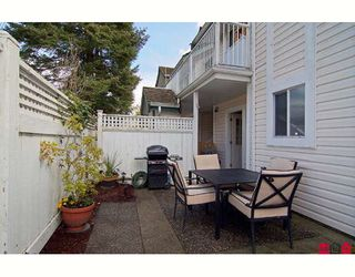 """Photo 9: 104 10308 155A Street in Surrey: Guildford Townhouse for sale in """"PADDINGTON PLACE"""" (North Surrey)  : MLS®# F2811368"""