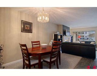 """Photo 4: 104 10308 155A Street in Surrey: Guildford Townhouse for sale in """"PADDINGTON PLACE"""" (North Surrey)  : MLS®# F2811368"""