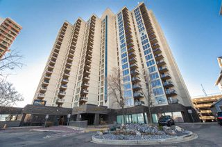 Photo 1: 503 10149 Saskatchewan Drive in Edmonton: Zone 15 Condo for sale : MLS®# E4184089