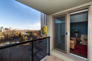 Photo 21: 503 10149 Saskatchewan Drive in Edmonton: Zone 15 Condo for sale : MLS®# E4184089