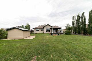 Photo 50: 269 Estate Way Crescent: Rural Sturgeon County House for sale : MLS®# E4185617