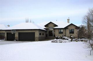 Photo 1: 269 Estate Way Crescent: Rural Sturgeon County House for sale : MLS®# E4185617