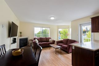 """Photo 2: 301 624 SHAW Road in Gibsons: Gibsons & Area Condo for sale in """"The Rosewood"""" (Sunshine Coast)  : MLS®# R2458197"""