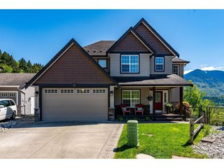 "Photo 1: 17 46058 BRIDLE RIDGE Crescent in Chilliwack: Promontory House for sale in ""RIVER VISTA/PROMONTORY"" (Sardis)  : MLS®# R2471120"