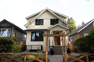 Photo 1: 2110 E 6TH Avenue in Vancouver: Grandview Woodland House for sale (Vancouver East)  : MLS®# R2477442