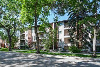 Photo 1: 302 10520 80 Avenue in Edmonton: Zone 15 Condo for sale : MLS®# E4207178