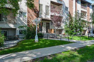 Photo 2: 302 10520 80 Avenue in Edmonton: Zone 15 Condo for sale : MLS®# E4207178