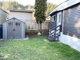 Photo 18: 119 10221 WILSON Street in Mission: Stave Falls Manufactured Home for sale : MLS®# R2495852