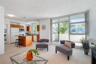 """Main Photo: 311 5611 GORING Street in Burnaby: Central BN Condo for sale in """"LEGACY TOWERS"""" (Burnaby North)  : MLS®# R2503827"""