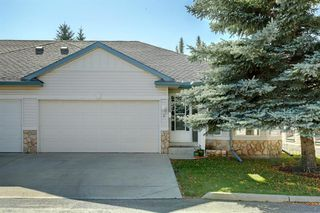 Photo 1: 7 Chaparral Point SE in Calgary: Chaparral Semi Detached for sale : MLS®# A1039333