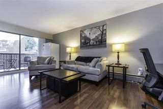 "Photo 3: 424 1909 SALTON Road in Abbotsford: Abbotsford East Condo for sale in ""FOREST VILLAGE"" : MLS®# R2525466"